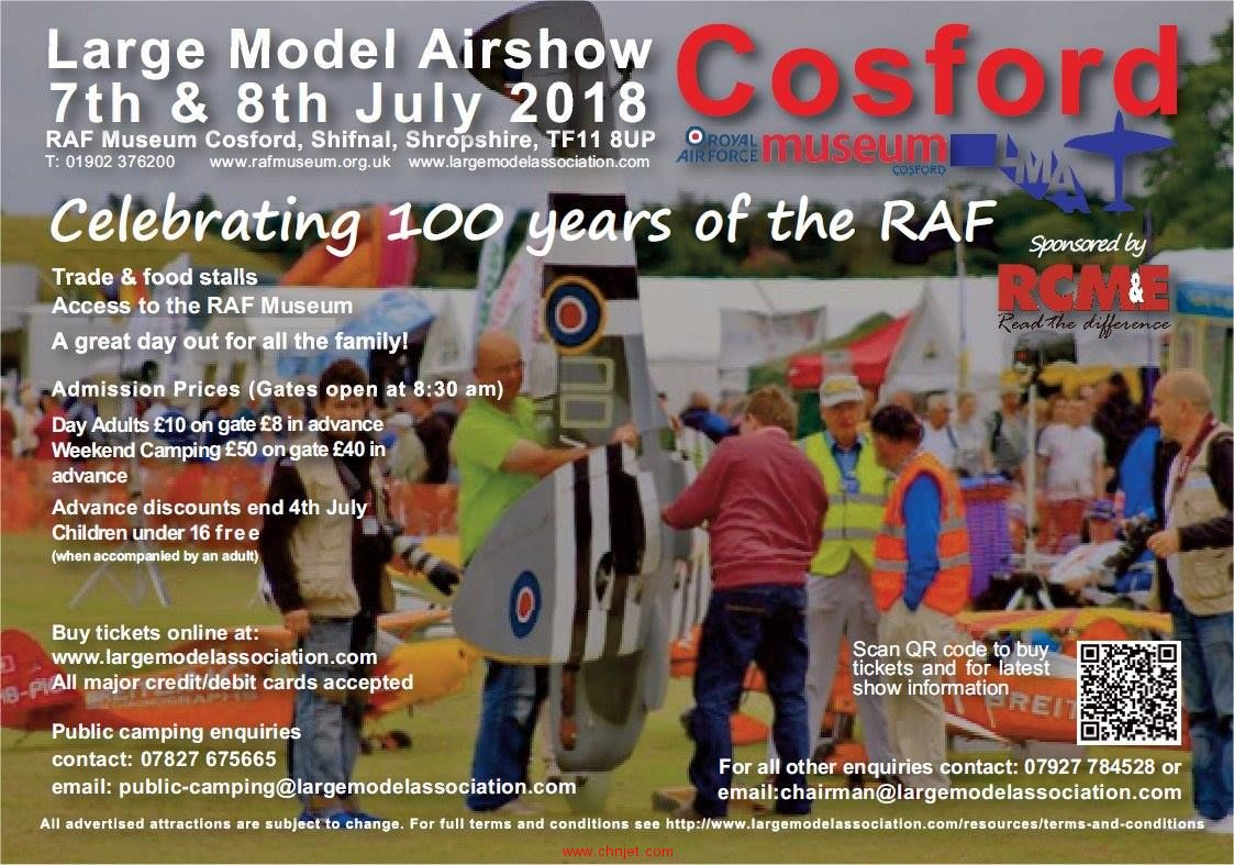 Cosford Model Show 2018
