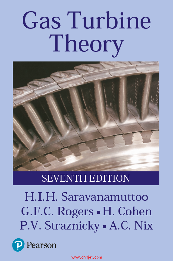 《Gas Turbine Theory》第7版