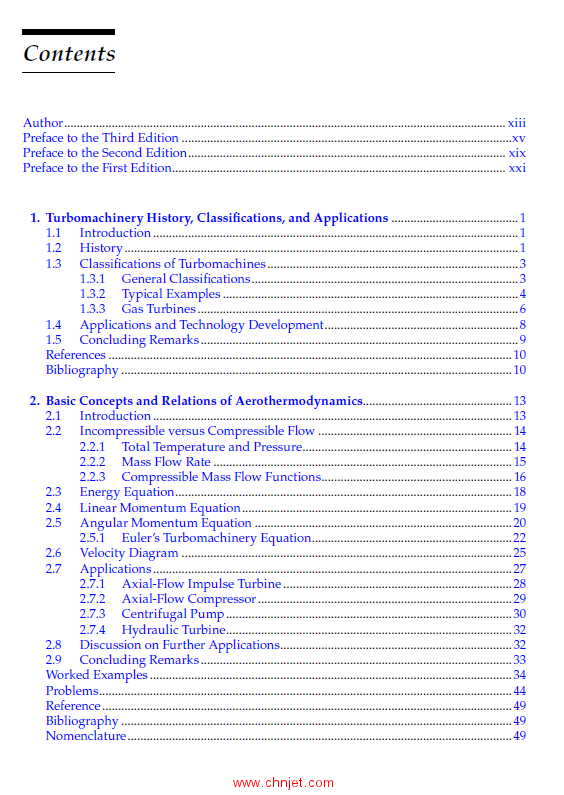 《Logan's Turbomachinery:Flowpath Design and Performance Fundamentals》第三版