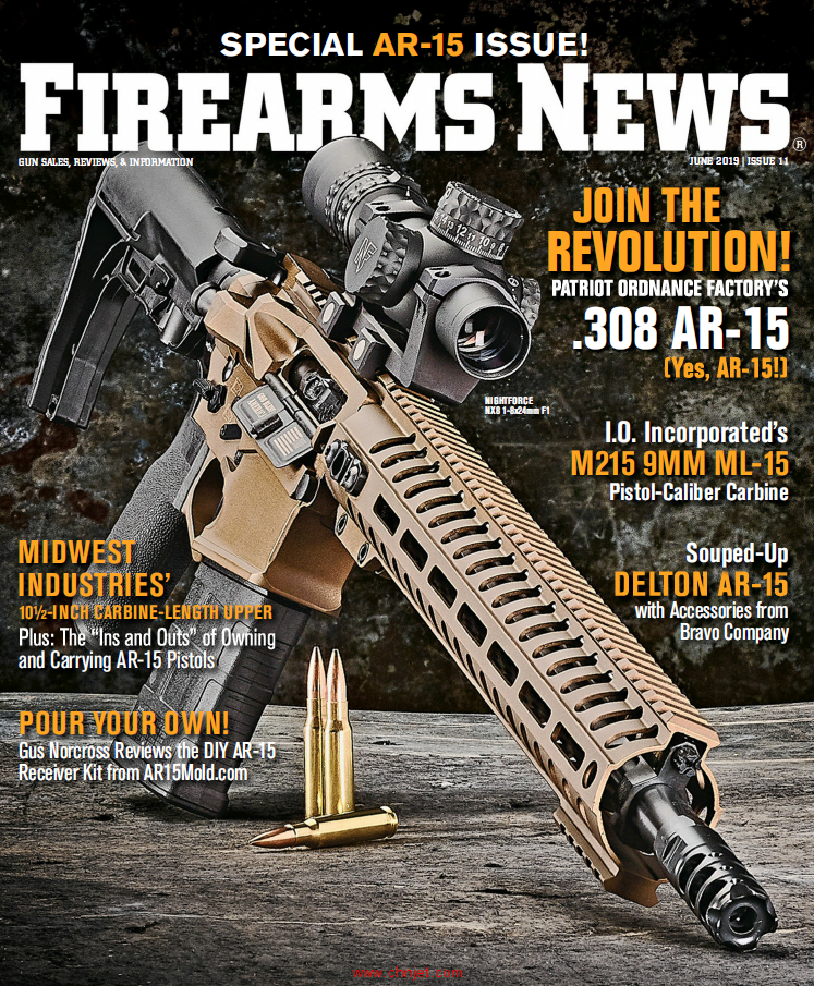 《Firearms News》2019年6月