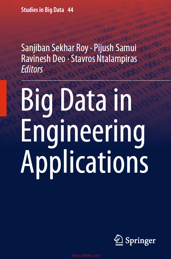 《Big Data in Engineering Applications》