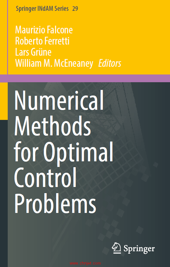 《Numerical Methods for Optimal Control Problems》