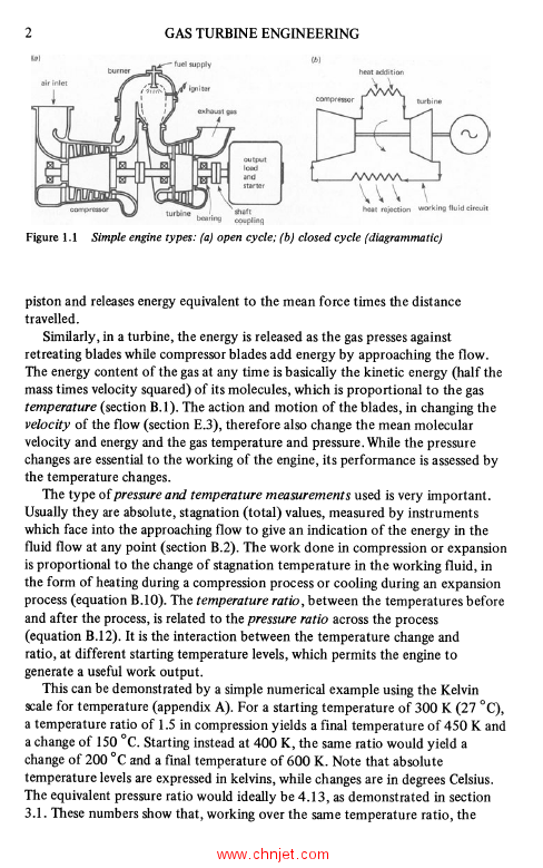 《Gas Turbine Engineering:Applications, Cycles and Characteristics》
