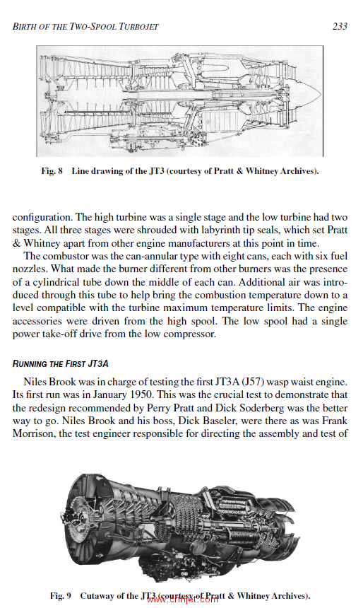 《The Engines of Pratt & Whitney:A Technical History》