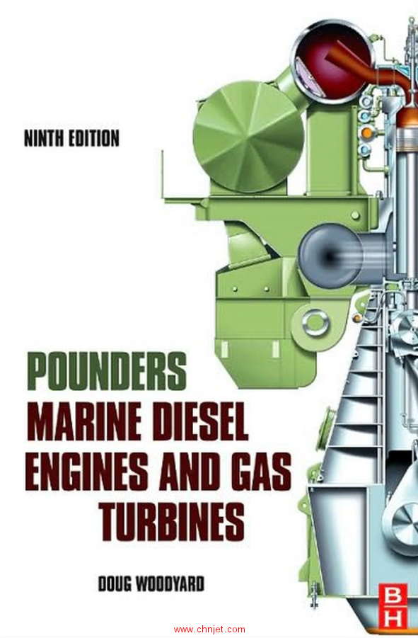 《Pounder's Marine Diesel Engines and Gas Turbines》第九版