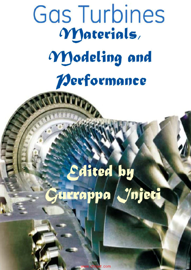 《Gas Turbines: Materials, Modeling and Performance》