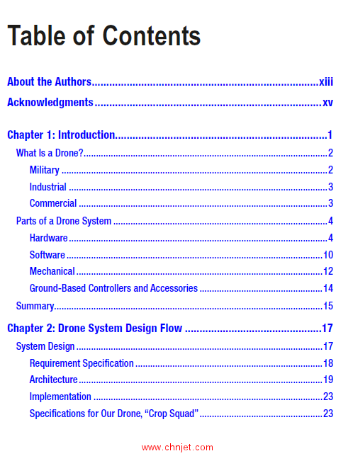 《Industrial System Engineering for Drones:A Guide with Best Practices for Designing》