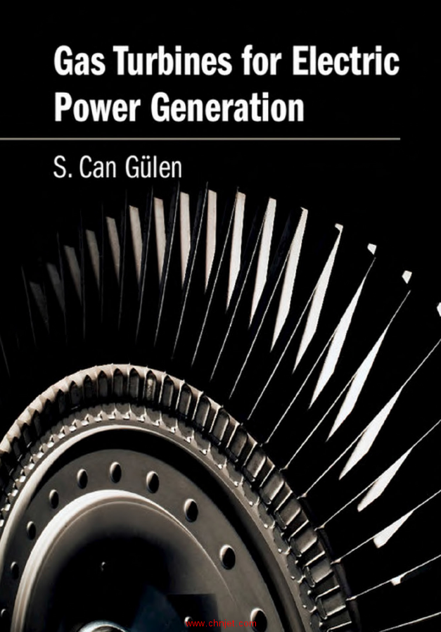 《Gas Turbines for Electric Power Generation》