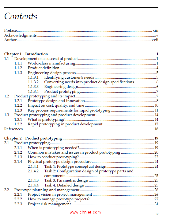 《Rapid Prototyping and Engineering Applications:A Toolbox for Prototype Development》第二版