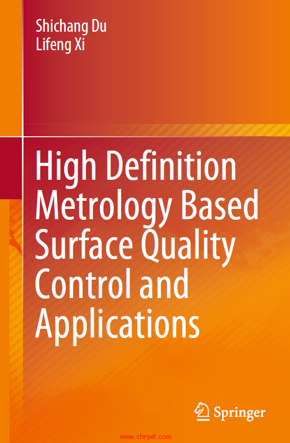 《High Definition Metrology Based Surface Quality Control and Applications》