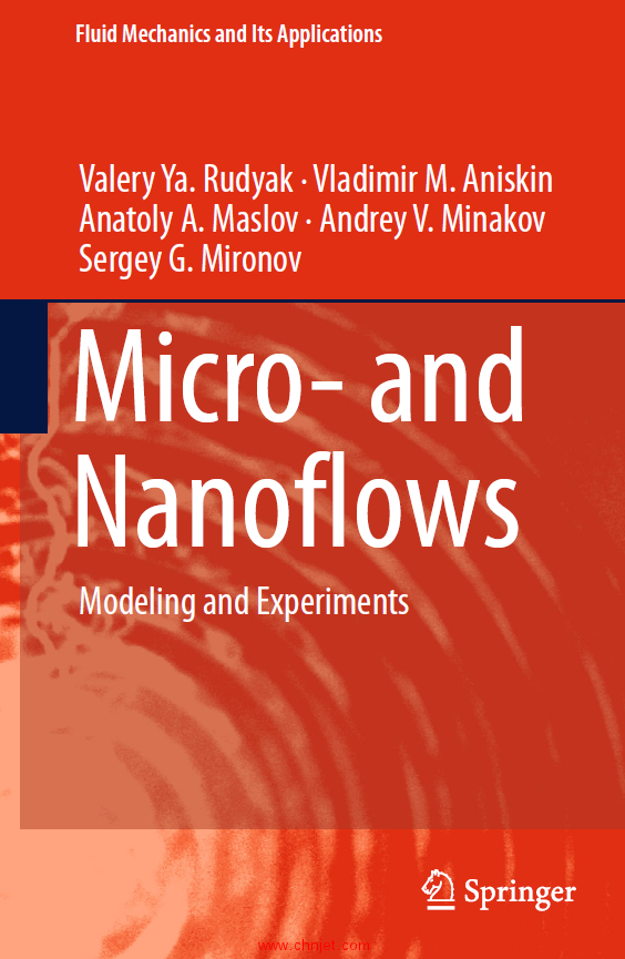 《Micro- and Nanoflows:Modeling and Experiments》