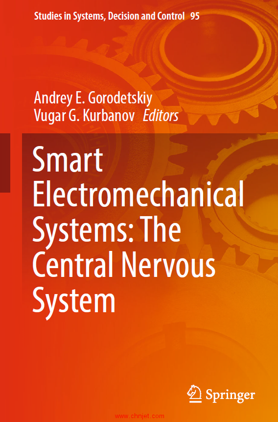《Smart Electromechanical Systems: The Central Nervous System》