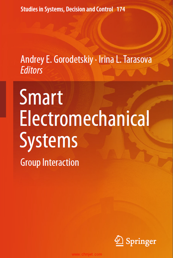 《Smart Electromechanical Systems:Group Interaction》