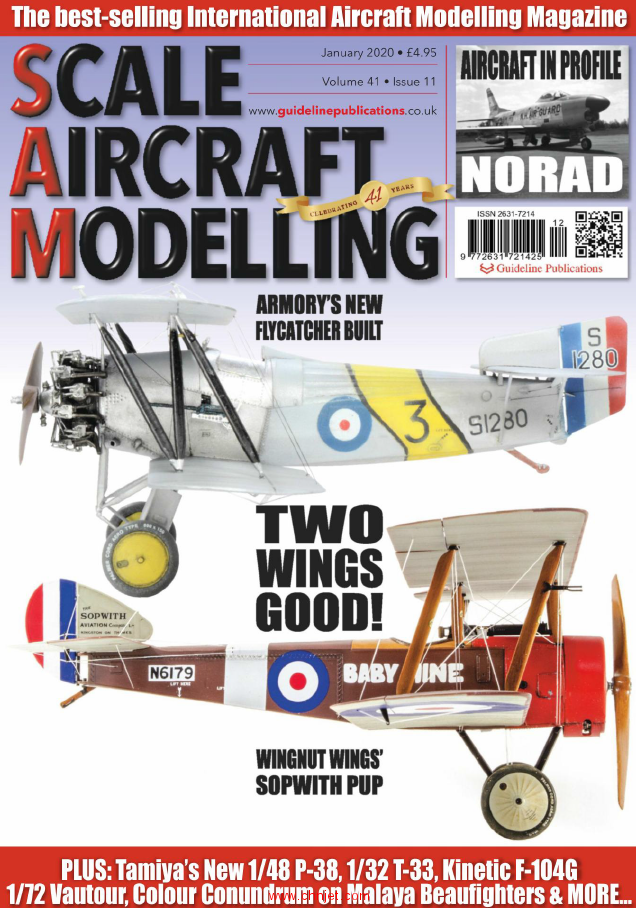 《Scale Aircraft Modelling》2020年1月