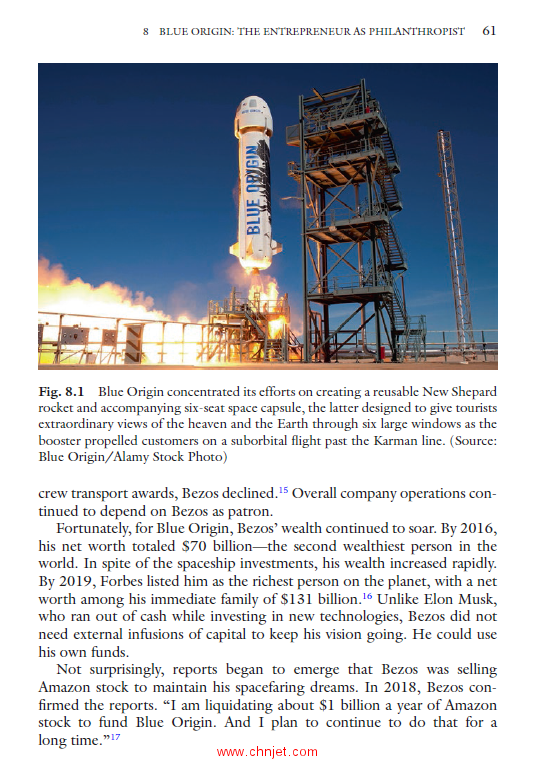 《Financing the New Space Industry:Breaking Free of Gravity and Government Support》
